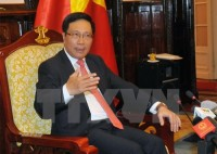 deputy pm minh attends nam summit in venezuela