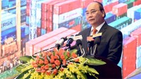 pm calls for more investment in hai phong