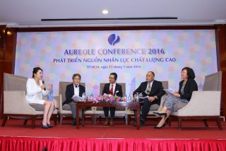 mitani sangyo holds 2nd aureole conference in hcmc