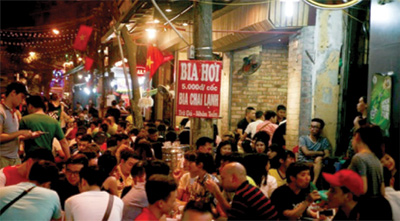 Hanoi Bars Restaurants To Open Until 2am New Catalyst For Tourism