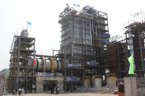 Vietnam's first waste-to-power system launched in Hanoi