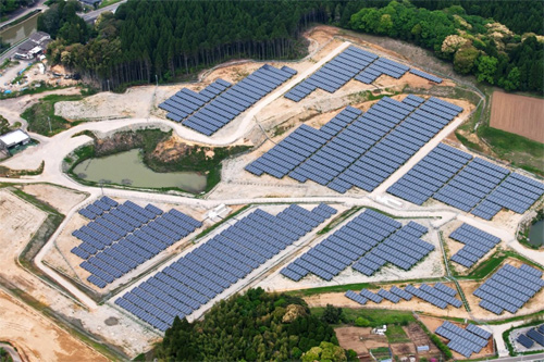 Japanese company to develop solar electricity in Binh Phuoc