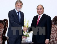 italy a companion to vietnam during development minister