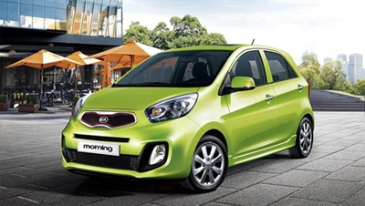 Kia Morning - the highest selling vehicle in August