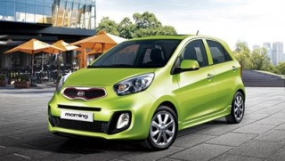 kia morning the highest selling vehicle in august
