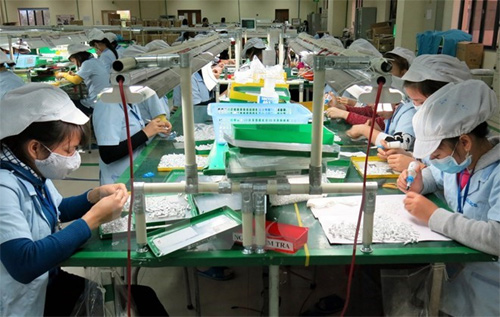 FDI attraction hits over 16 bln USD in nine months