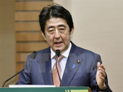 Japan vows to find new avenues for economic growth, ratify TPP trade deal