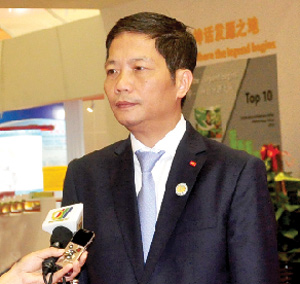 Vietnamese businesses active in integration
