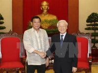 philippines wants to step up overall cooperation with vietnam