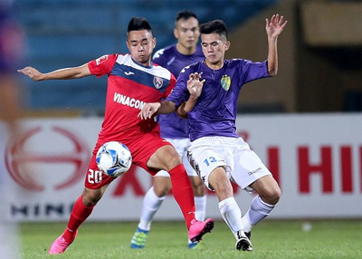 Quang Ninh lifts the National Cup