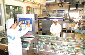 Dairy industry promotes integration