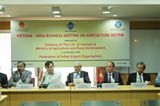 vietnam seeks agricultural trade with india