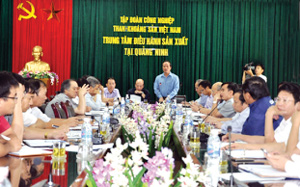 Quang Ninh strives to achieve targets