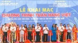 vietnamese product week launched in hanoi