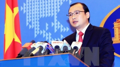 FM Spokesman: TPP helps Vietnam expand co-operation
