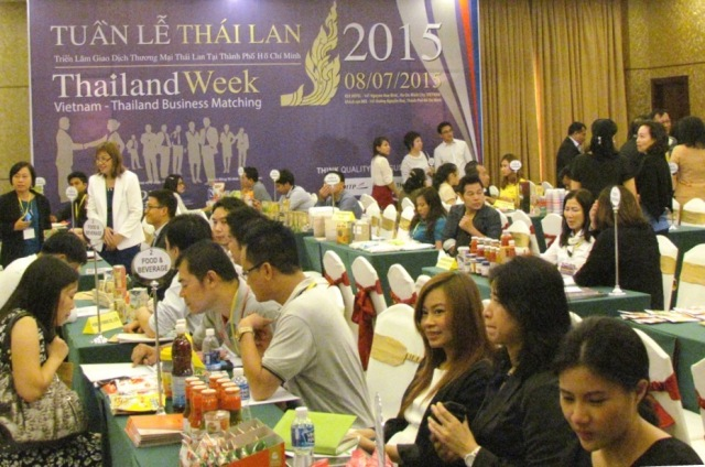 Towards the ASEAN Community: connecting Vietnamese and Thai business people