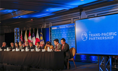 TPP lays firm foundation for participants' future prosperity