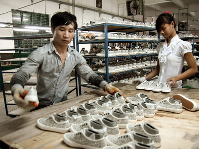 Footwear export sees 18.4-percent growth