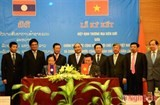 vietnam laos border trade agreement passed