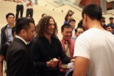 kenny g impresses hanoi audiences
