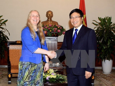 New Zealand treasures ties with Vietnam