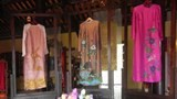 exhibition reveals clothing and life of women in hue royal family