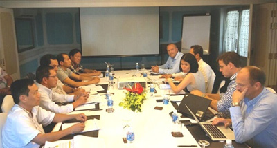 Leading Danish firms to join Vietnamese pig production industry