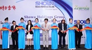 showa holdings launches new start up in vietnam