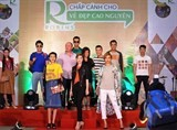 fashion collection to support ethnic minorities