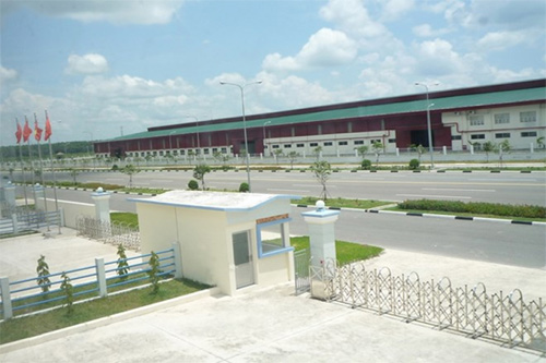 Taiwanese firm builds bike production cluster in Binh Duong