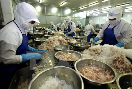 Agro-fishery-forestry exports reach 24.6 billion USD in ten months