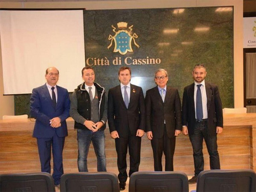 Vietnam boosts cooperation with Italy's Cassino city