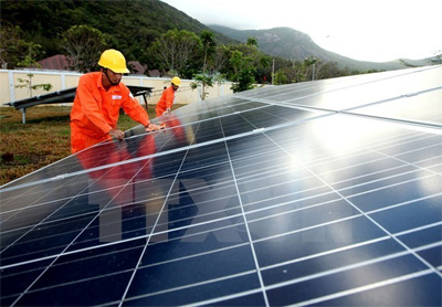 Solar power to light up the nation