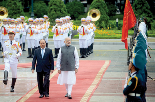 New step forward in Vietnam-India relations