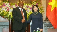 vietnam south africa boost multi faceted cooperation