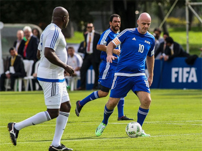 Infantino proposes 48-team World Cup