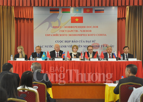 FTA to boost Vietnam-Eurasia trade