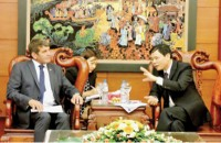 vietnam ireland push up agricultural cooperation