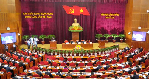 Party Central Committee convenes fourth plenum