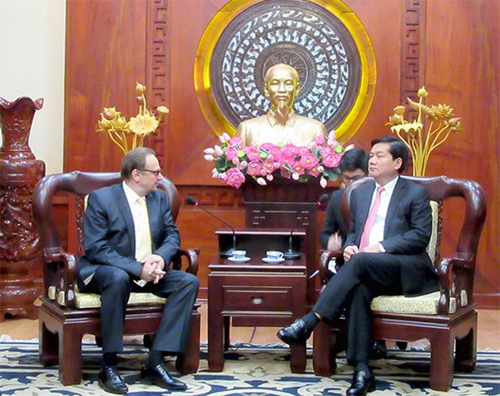 Vietnam, Belarus eye reinforced economic cooperation