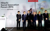 hitachi social innovation forum held in vietnam