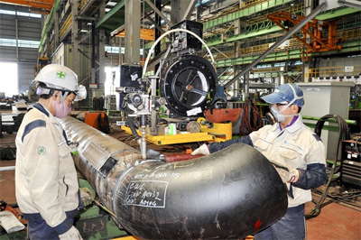 Doosan sells VN-based plant to GE