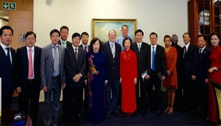 hanoi bolsters co operation with south africa singapore