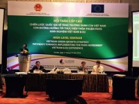 thirty vietnamese localities implement green growth action plan