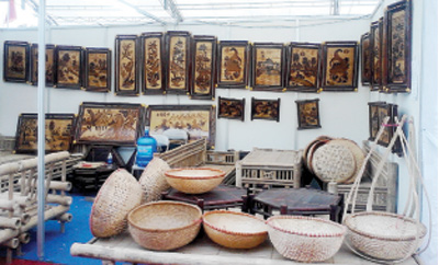 Festival preserves traditional crafts associated with tourism