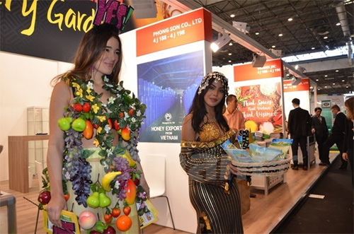 Vietnam's food products introduced to French customers