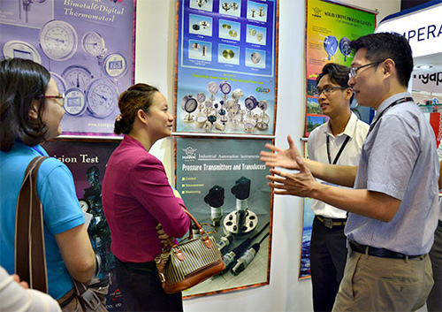 Oil & gas expo underway in BaRia-Vung Tau