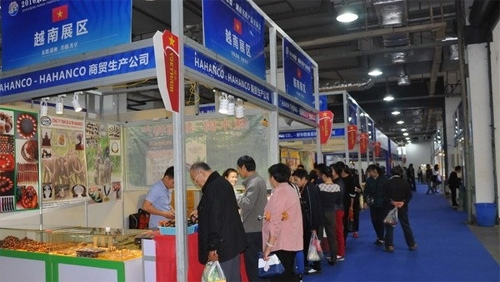 Vietnam's high-quality goods exhibited in China