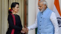 india offers economic support to myanmar