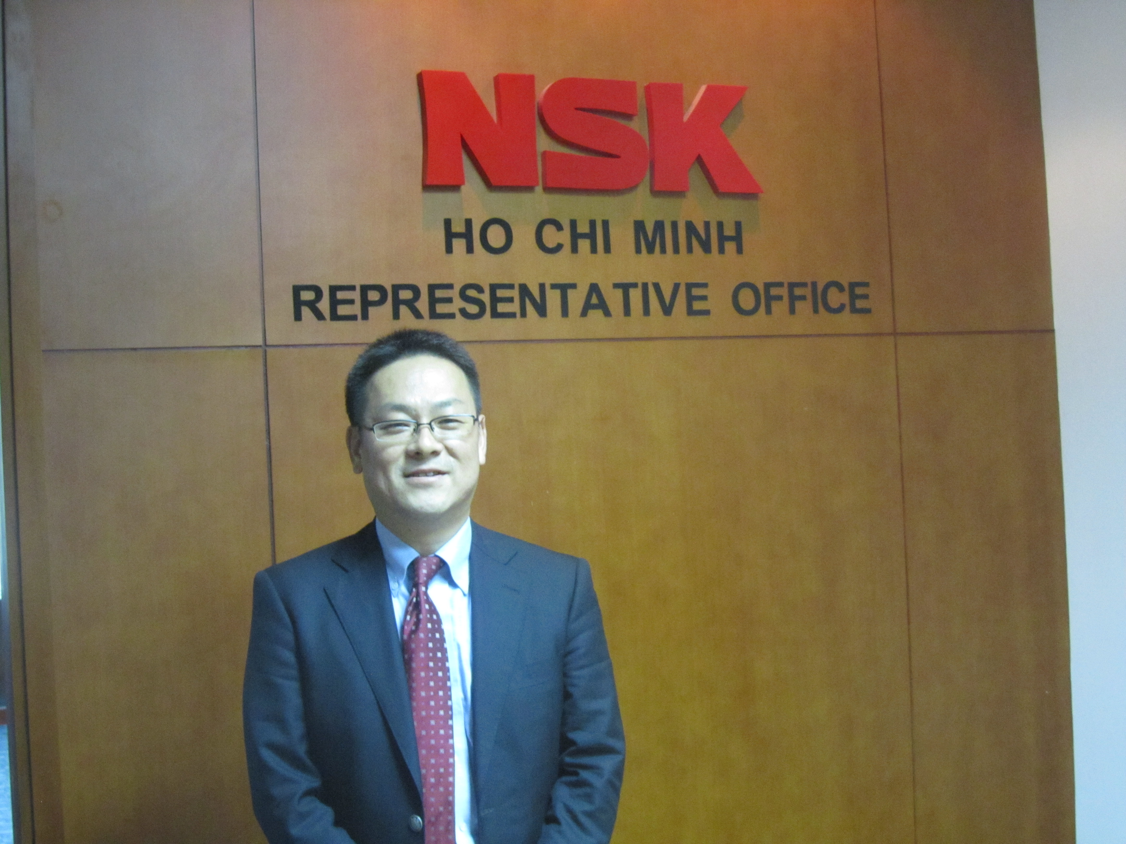 on its 100th birthday nsk marks 10 years in vietnam